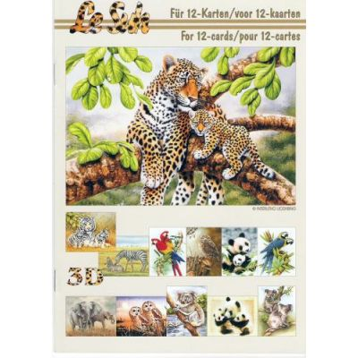 3D Buch Tiere | 345614