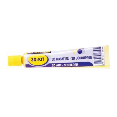 3D Kitt - 50 ml Einzeltube | 18711241 / EAN:8711557409292