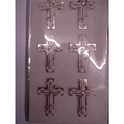 3D Sticker Kreuz | 5640 00218