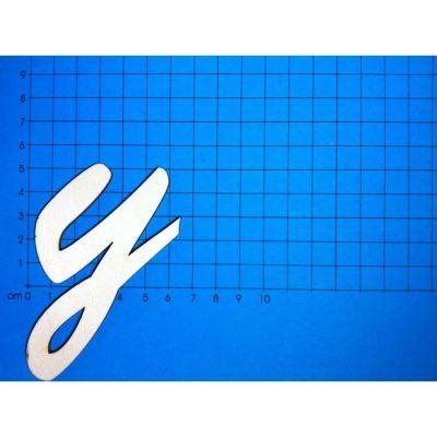 ABC Holz Kleinbuchstaben Schreibschrift 100mm natur | ABH 120 Ö