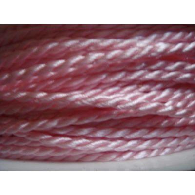 Acetat-Kordel 2mm rosa   175655106