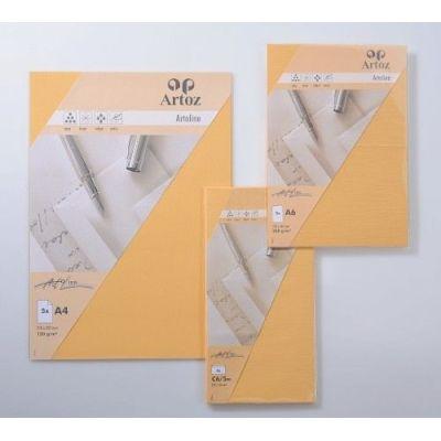 Artoline A4 Briefbogen/Einleger sandgold 120g/m² | 697796-244 / EAN:7612450955699