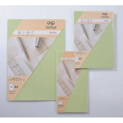 Artoline Karten C6 pistache | 697322-276 / EAN:7612450947649
