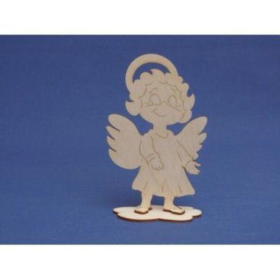 Bastel-Set Engel stehend 100 mm SB | ENH5210SB / EAN:4250382838180