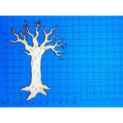 Baum im Winter ohne Laub | BAU3412 / EAN:4250382833055