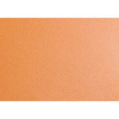 Briefkuvert DIN lang, metallic, orange   1686824
