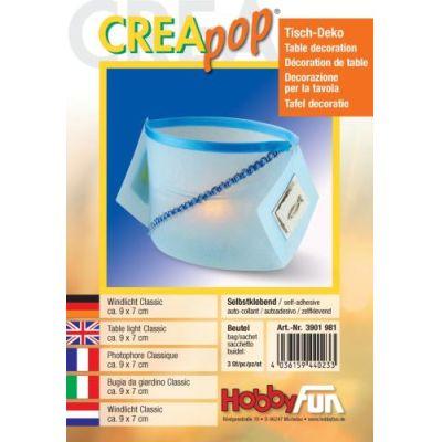 CREApop®Windlicht Classic 3 St. | 3901981