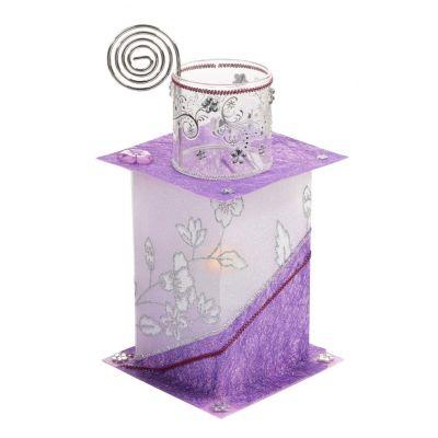 CREApop®Windlicht Säule klein 8 cm | 3901991