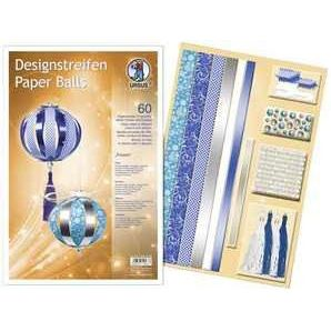 Designstreifen Paper Balls Set Frozen | 23390099 / EAN:4008525145837