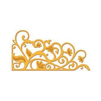 Die D-Lite S2-006 Garden Weave Blumenranke | S2-006 / EAN:879216017931