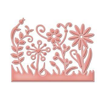 Die D-Lite S2-007 Flower Burst Blumen | S2-007 / EAN:879216017948