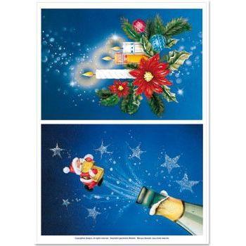 Dufex Motivbogen Metallgravur für LED-Karten   60123