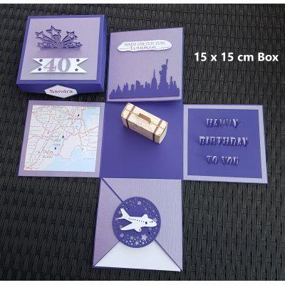 Explosionsbox Städtereise   EX2