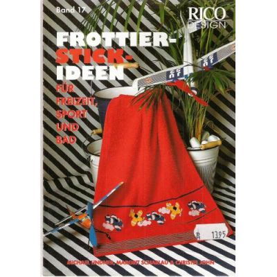 Frottier Stickideen Rico Design | Band 17