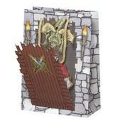 Geschenktüte Ritter Max `Knight`s Castle`, klein | 11082013 / EAN:4050498006257