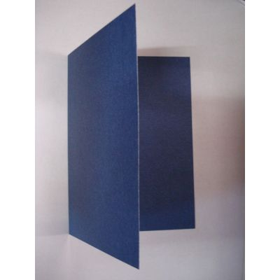 Karte / Kuvert B6 A4 A5 Din lang Farbe: dark blue  Serie: Jeans | 636102-  416