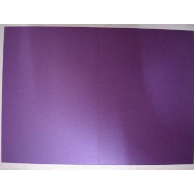 Karte / Kuvert B6, A4, A5, Din lang Farbe: purpur  Serie: Silky | 635102- ...