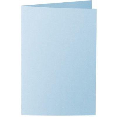 Karte / Kuvert C6, B6, A4, A5, Din lang Farbe: pastellblau | 650362- 413