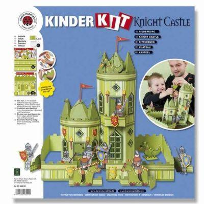 Kinder Kit Ritterburg | 8038900 / EAN:4006166162015