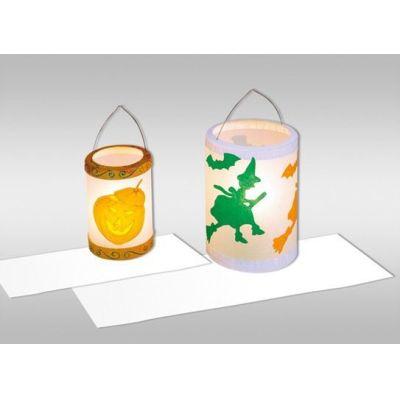Laternenzuschnitt Zeichentransparentpapier extra stark 115g/m² | 2160000