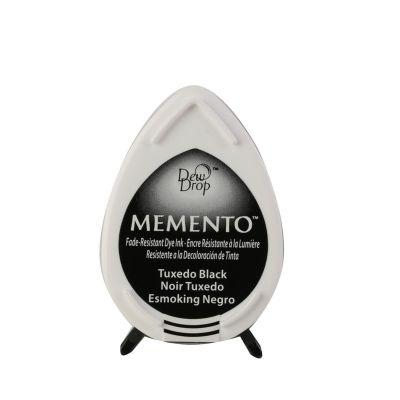 Memento ink pad dew drop tuxedo black | 05MD900 / EAN:712353249004