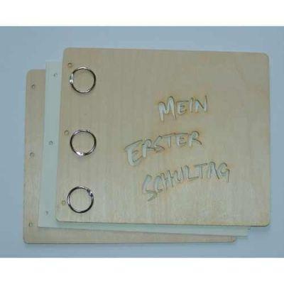 Memory Buch Mein 1. Schultag, Gästebuch, Fotoalbum zum selbergestalten | MEB 6625