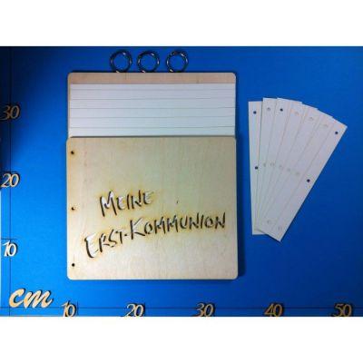 Memory Buch Meine 1. Kommunion, Gästebuch, Fotoalbum zum selbergestalten | MEB 5625