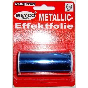 Metallic Effektfolie - 200 x 6,4 cm | 15 301