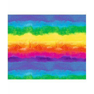 Motivfotokarton Aquarell Regenbogen 49,5 x 68 cm | 11332202