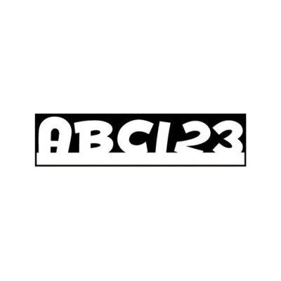 Motivlocher Paper Shapers Family ABC | 1762018