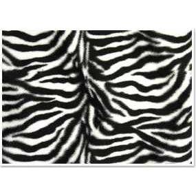 Plüschkarton Zebra   30272