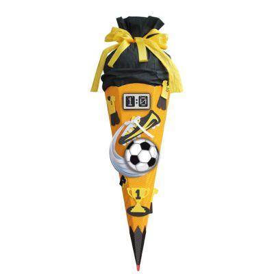 Schultüte Bastelset oder fertige in handarbeit hergestellt Soccer | 658027