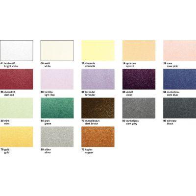 Starlight 200g/qm mit Metalliceffekt verschidene Farben | 1678 2273