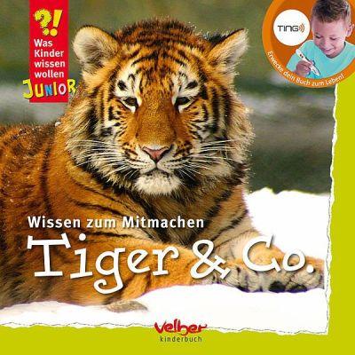 Wissen zum Mitmachen - Tiger & Co. | VB110063 / EAN:9783841100634