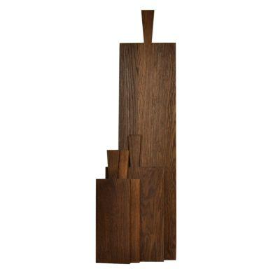 Brotzeitbrett mit praktischem Griff in der - Halbstark (29 x 12 x 1,2 cm + Griff 10 cm) | BR11-BR61