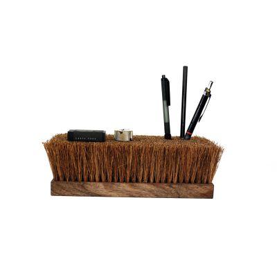 Bürobürste - Stiftehalter für den Schreibtisch | 306776456