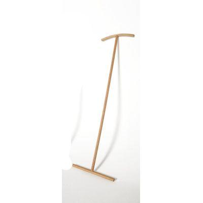 Garderobe - Kleiderstiel mit Bogen | KS150