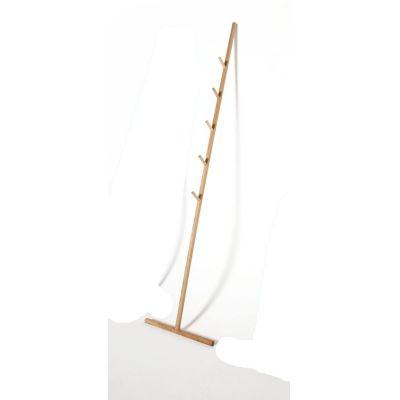 Garderobe - Kleiderstiel mit Haken | KS180