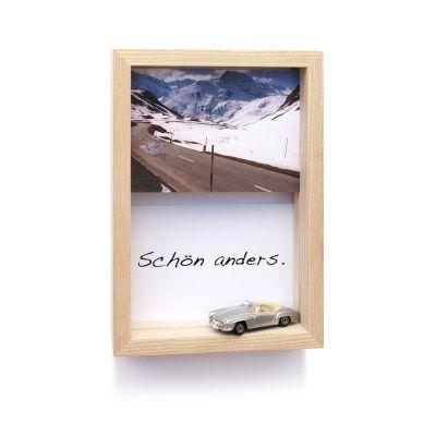 Kartenrahmen aus Eschenholz, unbehandelt | 0423116401055 / EAN:4023116401055