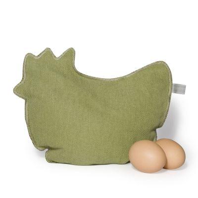 Kirschkernkissen, Wärmekissen in Form einer Henne | 172227674