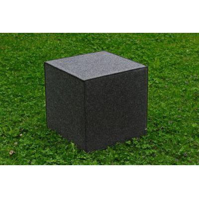 Sitzwürfel aus Filz - Sitzmöbel aus Wollfilz | 598610270