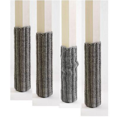 Stuhlsocken - gestrickte Socken für Stuhlbeine | 349930756