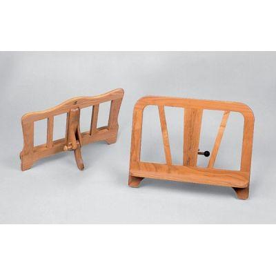 Tischnotenständer / Buchständer aus Holz | 116012771