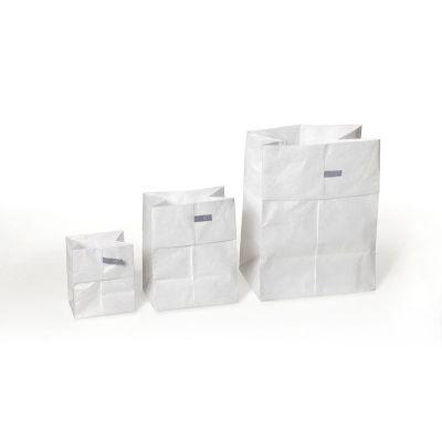 tYten - weiße Utensilos aus Tyvek, doppelt verarbeitet | 601931010