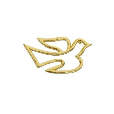 Wachs-Taube, gold, silber oder weiß   8306013 / EAN:4011643739437