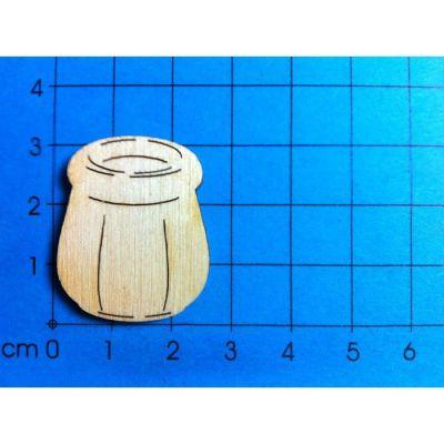 Honigtopf 30 mm - 100mm | HOH37.. / EAN:4250382802280