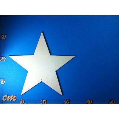 Stern symmetrisch ohne Ausschnitt 20mm - 300mm | STH51.. / EAN:4250382828471