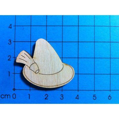 Trachtenhut ab 30 mm breit - 80mm | OFH3904 / EAN:4250382859628