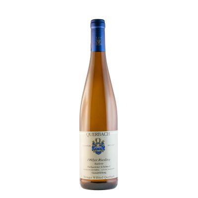 1992 Hallgartener Schönhell Auslese Weisswein | 9219
