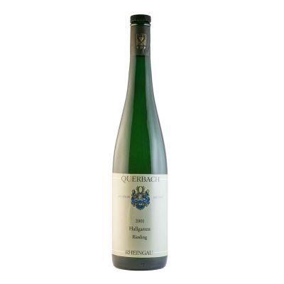 2001 Querbach Hallgarten Riesling Weisswein | 0113